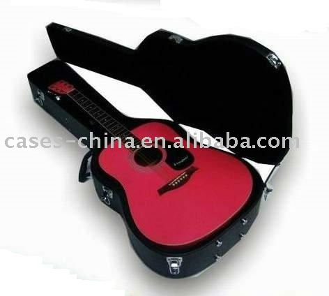 leather Guitar carrying case