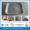 Disposable Square In Poland Aluminum Foil Full Size Container