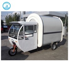 hot sale fast food tricycle / electric food tricycle