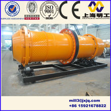 16Mn steel plate rotary dryer for drying gupsum sand