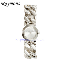 2016 fashion lady PNP stainless steel case japanese movement quartz women bracelet watches
