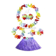 Custom Promotion Hawaii Polyester Flower Lei