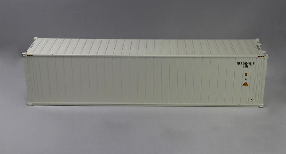 1:50 reefer Container Model reefer container model