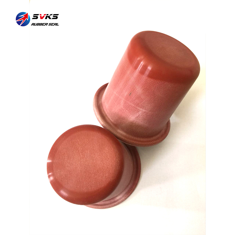 Good quality bottom price fkm fabric reinforced diaphragm seal