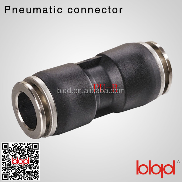 Fast fittings quick couplings connector air fitting plastic hose fittings
