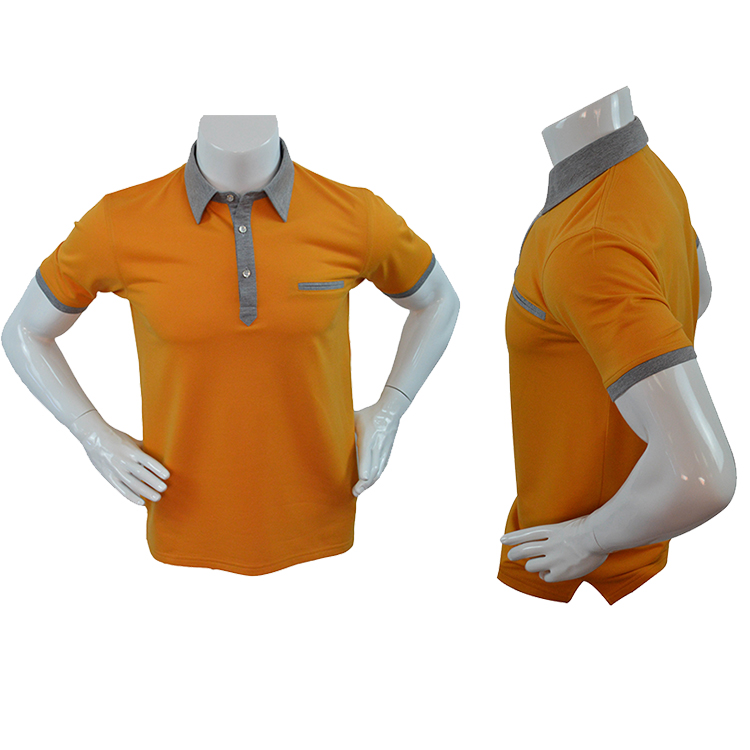 Top Quality Custom Design Mens 100% Polyester Polo T Shirt,Oem Clothes Men T Shirt