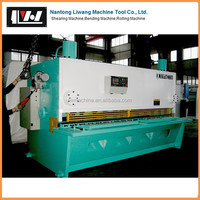 Advanced configuration shearing and cutting machine