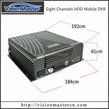 8 channel hd sdi mdvr player vehicle dvr