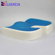 Helps to reduce pressure gel pad cushion in office /car for patient,Enjoy easy chair gel cushion material,wheelchair cushion