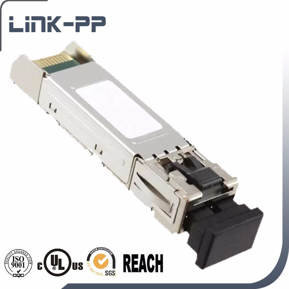 SFP 10G SR LC Connector TX1310/RX1550 SFP Optical Transceiver