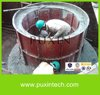 PUXIN sewage water treatment plant plastic septic tank for biogas