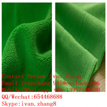 Hot super soft 100% polyester coral fleece solid color with two sides brushed for blankets ,bedding ,home textile