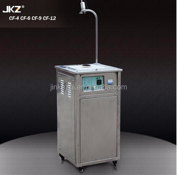 gold&silver jewelry induction melting oven