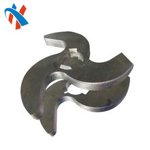 High quality carbon steel flame cutting parts metal fabrication service laser cutting parts