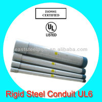 erw process ul electrical tubing rigid conduit tubing