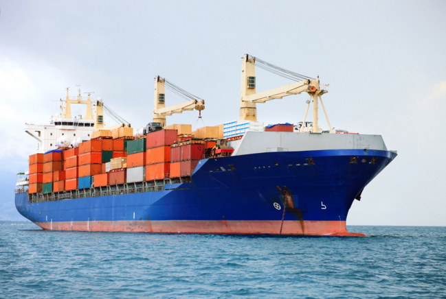 Cheap freight rates of Sea transport from China to Canada