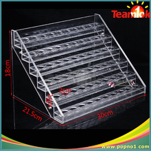 fashion Acrylic Nail Polish Display Stand different types