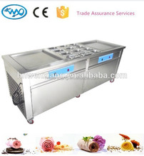 New machine products fried ice cream machine soft iice cream roll machine thailand type