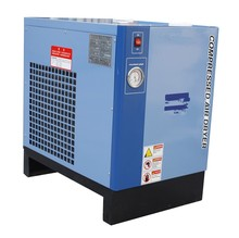 ZIQI brand customized refrigerated compressed air dryer 4.95kw price list