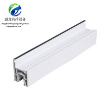 China Manufacturers Factory Direct Discount Germany Standard Upvc Door Windows Hollow Profile