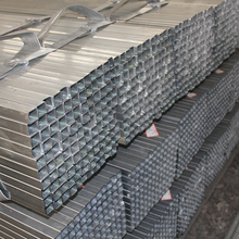 Good quality different diameter 40x40 steel square pipe