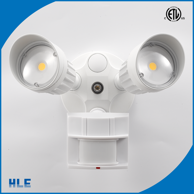 High quality 10w-30w PIR sensor switch led light with sensor