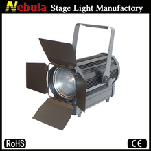 250w led fresnel light warm white profile spot light/ studio theater led profile spot