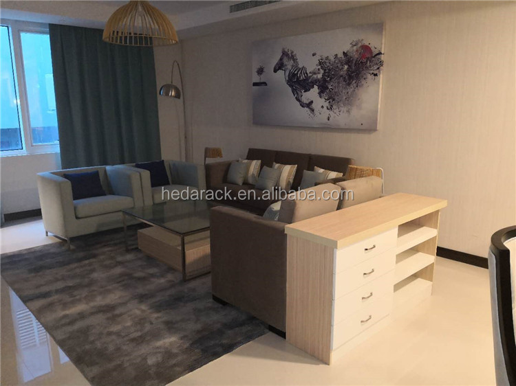 Luxury modern hotel bedroom furniture set, guangzhou hotel furniture foshan for sale