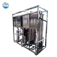 XIXI Pharmaceutical Industry Double Pass RO Edi System