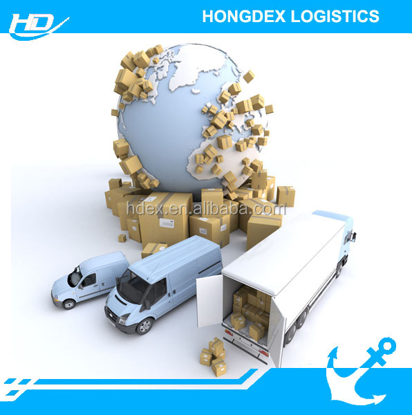 Fast Freight Forwarder Taobao Agent Sea Shipping