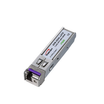 SFP BIDI 1.25Gbps SMF 1310nm/1550nm 80km DDM Generic Optical Transceivers