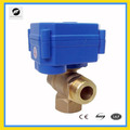 Electrical ball valve CWX-15Q/N for water system,Leak detection&irrigation, graden system