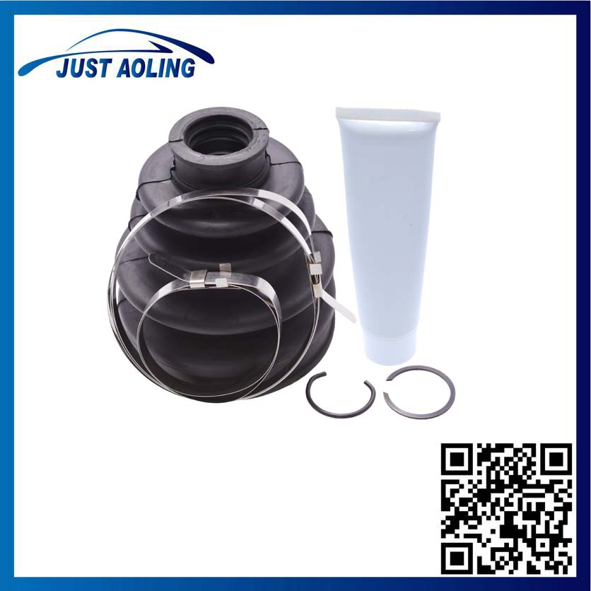 Serviceable cv joint rubber boot for dustproof 0115-1NZFE