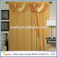 Beautiful style High-grade Luxury curtains for gazebo