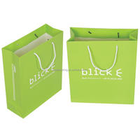 Adorable design paper bag for shopping with great quality