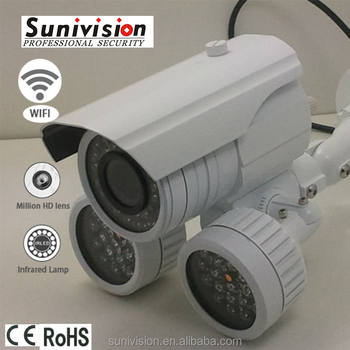 CE FCC ROHS! 16 megapixel security camera
