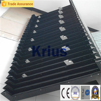 Flexible Integrated Backwall System/Bellow for Machine