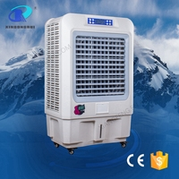 Rechargeable industrial duct air tent air cooler