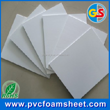 celuka foam sheet/board for PVC sign material white pvc celuka foam sheet