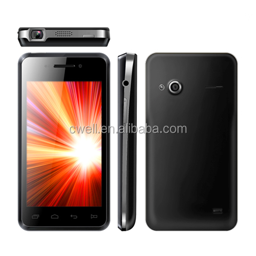 New arrival PRO E1 4.0 Inch Touch Screen Android Cheap Projector Mobile Phone