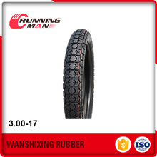Golden Supplier 3.00-17 Motorcycle Tires Made In China