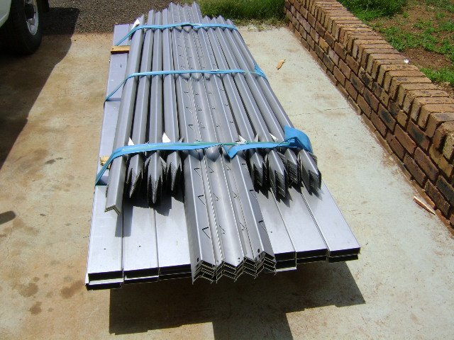 Stainless Steel Palisade