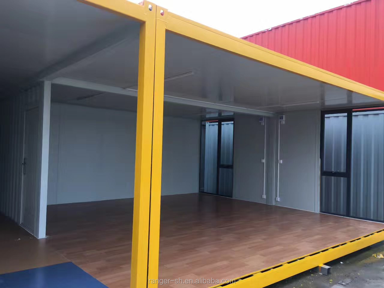 High quality prefab modular container house price
