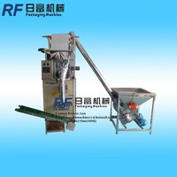 Full automatic counting industrial Bag-sealing equipment/flour sachet packing machine