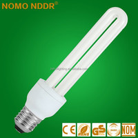 2U Compact Fluorescent CFL Energy Saving Lamps