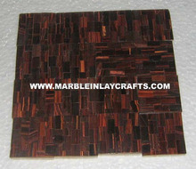Exclusive Tiger Eye Tiles, Semi Precious Gemstone Tiles