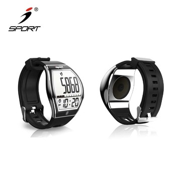 Deluxe e-ink display Bluetooth bracelet watch pedometer, sleep monitoring