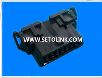 2014 HIGH QUALITY FEMALE OBDII 16 PIN PLUG USED FOR AUTO CARS