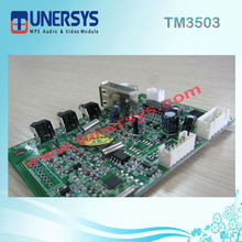 usb board flash drive player TM3503 AM FM mp3 module from Tunersys