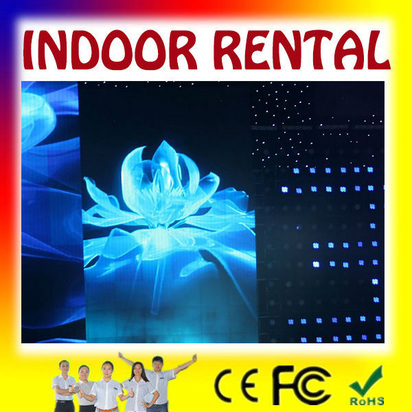 HECHO EN CHINA: STAGE LED SCREEN DISPLAY P10 INDOOR RENTAL . pantalla de Sunrise, china